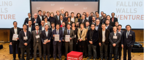 """Falling walls 2014: """"Meet the brightest minds on the planet"""""""