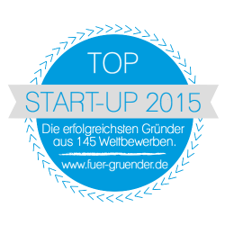 PerformaNat is among the TOP 10 Start Ups of the year 2015!