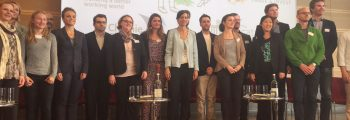 PerformaNat bei Start-up Pitching Session auf der Sustainable Chemistry Conference