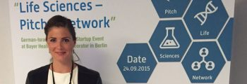 PerformaNat beim Life Science Startup Event