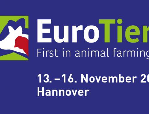 Besuchen Sie uns auf der EuroTier 2018