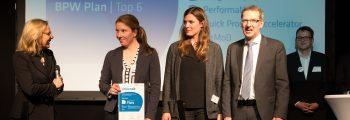 PerformaNat unter den Gewinnern des Businessplanwettbewerbs!