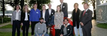 Sommerfest des Netzwerk Unternehmertums der Freien Universität (NUFUB)